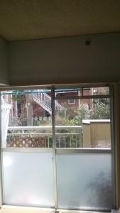 内窓設置前