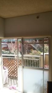 内窓ふかし枠自作